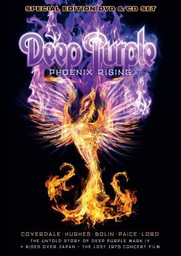 Phoenix Rising [DVD/CD Combo] by Eagle Rock Entertainment by Deep Purple