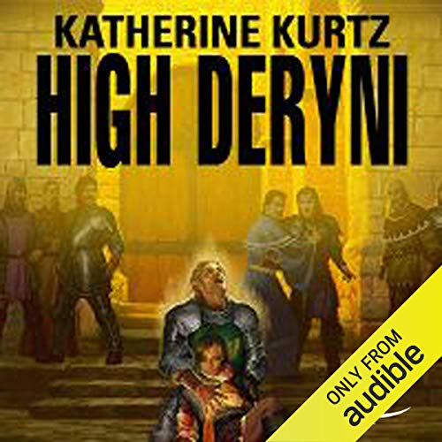 High Deryni audiobook cover art