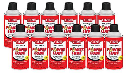 CRC05005 Power Lube Multi-Purpose Lubricant, 9 oz...