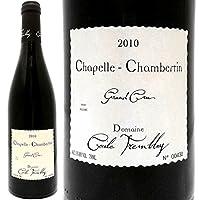 2010 シャペル シャンベルタン グラン クリュ ドメーヌ セシル トランブレイ 赤ワイン辛口 750ml Domaine Cecile Tremblay Chapelle Chambertin Grand Cru