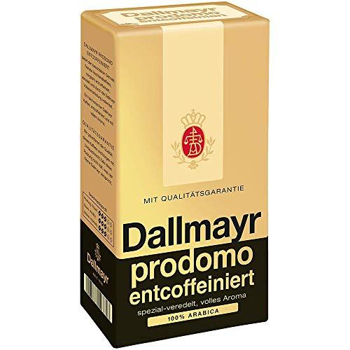 Dallmayr entcoffeiniert 500g, 12er Pack (12 x 500 g )