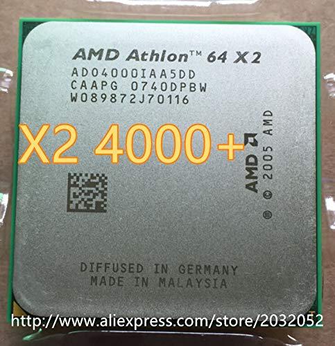 DIPU WULIAN CPU Athlon 64X2 4000+ 2.1GHz AM2 940pin Dual-Core Processor Desktop CPU