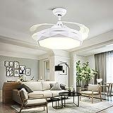 VENTDOUCE Accessori per lilluminazione in Metallo Ventilatore a soffitto Accessori per lampadari Fan Light Lampada a Sospensione Lampada da Tavolo Fan Buckle
