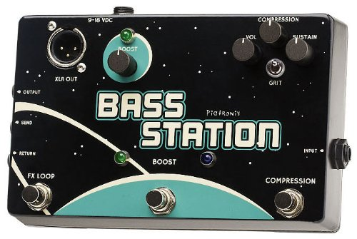 Pigtronix PI BSC Bass Station