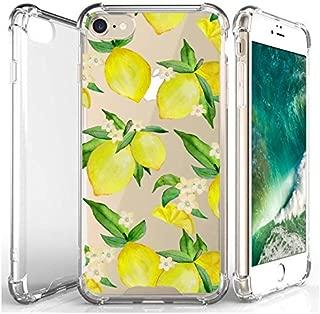 SkyClear iPhone 7 iPhone 8/7 柠檬色