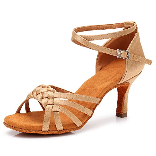 Zapatos de Baile Latino para Mujer...