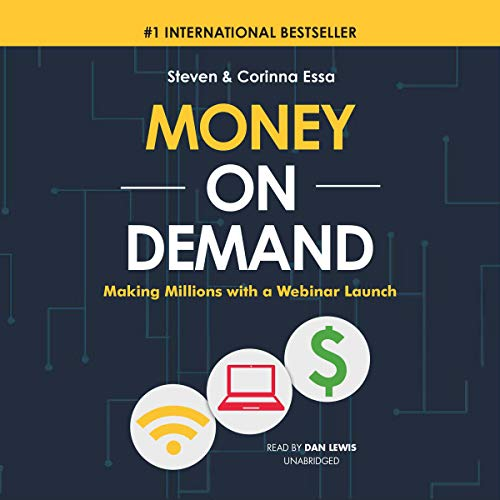 Money on Demand audiobook cover art