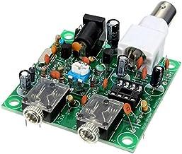 DIY Kit Radio 40M CW Shortwave Transmitter QRP Pixie Kit Receiver 7.023-7.026MHz Short Wave Transmitter DC 9V-14V Module