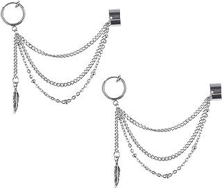 Kpop BTS Bangtan Boys V Earrings Korean Fashion Jewelry Accessories for Men and Women 1 Pair