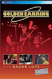 Golden Earring - Radar Love - Live At Rockpalast - IMPORT