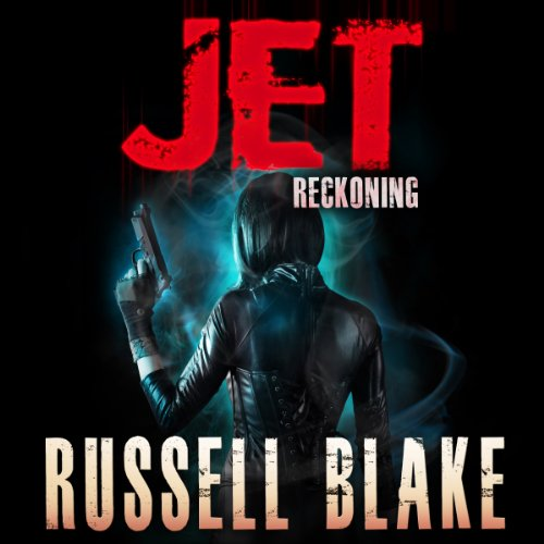 JET IV audiobook cover art