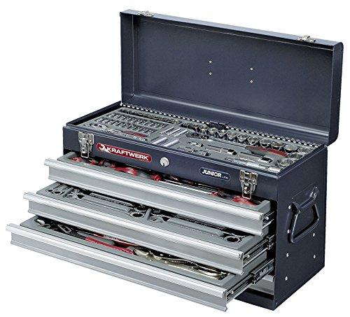 Caisse à outils complète