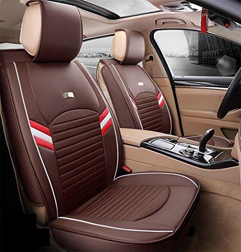 AMYMGLL Coussin de voiture Général Couverture Linge Deluxe (11Réglez) Edition Standard Edition (7set) Cinq générale Coussin Car Cover Four Seasons Universal 4 Couleurs Sélectionner , #37
