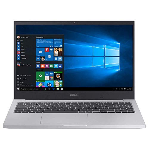 Samsung Book X40 Intel® Core™ i5-10210U, Windows 10 Home, 8GB, 1TB, Placa de Vídeo 2GB, 15.6'' HD LED