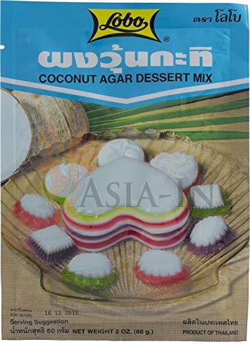 Kokos Agar Dessertmix - Lobo - 60g