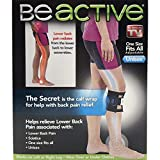 Be-ACTIVE Braces Beactive Acupressure for Sciatica Pain As Seen on TV-...