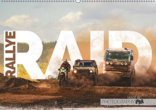 RALLYE RAID (Wandkalender 2017 DIN A2 quer): Ein atemberaubender Jahresbegleiter mit vielen Klassen einer Marathon Rallye (Monatskalender, 14 Seiten ) (CALVENDO Sport)