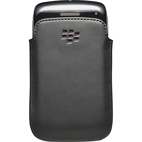 BlackBerry ACC-41816-201 Ledertasche für Bold 9790 schwarz
