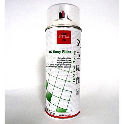 CAR SYSTEM 1K Easy Filler Dickschicht Füller Grundierung weiss 400 ml 151.521