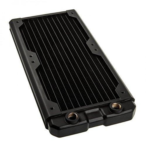 Hardware Labs–Black Ice Nemesis Heizkörper GTS 240(2x 120)–Schwarz - 5