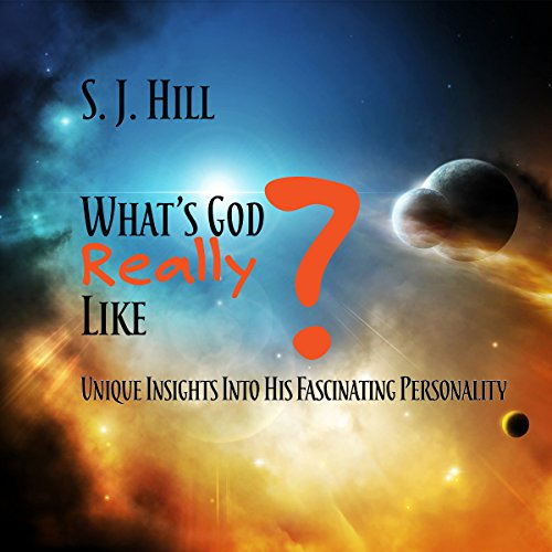 What's God Really Like? audiobook cover art