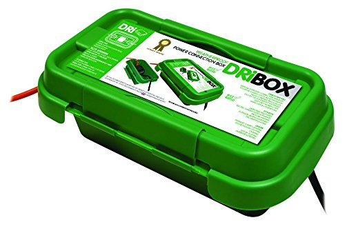 DriBox FL-1859-200 - Tasche (grün, 20 cm, 8 cm, 9,5 cm)