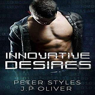 Innovative Desires audiobook cover art