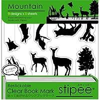 PlasticArts stipee(スティッピー) Mountain(マウンテン)STP-044