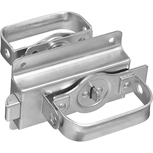 National Hardware N101-600 V25 Swinging Door Latch in Zinc plated,3/8 Inch