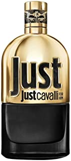 Just Cavalli Gold by Roberto Cavalli for Men Eau de Parfum 90ml