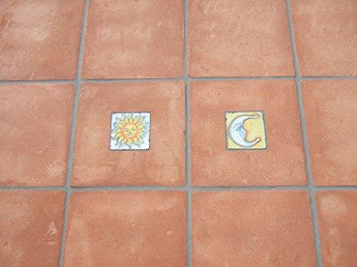 Cotto Hof - Peruggia Musterfliesen 30 x 30 x 3 cm, vorbehandelt inkl. Versand & Verpackung