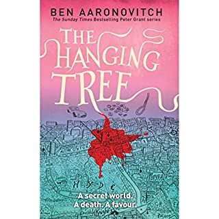 The Hanging Tree     Rivers of London, Book 6              By:                                                                                                                                 Ben Aaronovitch                               Narrated by:                                                                                                                                 Kobna Holdbrook-Smith                      Length: 9 hrs and 51 mins     1,777 ratings     Overall 4.7