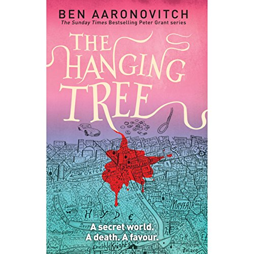 The Hanging Tree  By  cover art