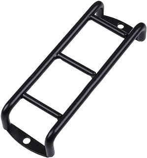 SODIAL Rc Car Metal Mini Ladder Stairs Accessories for Traxxas Trx4 TRX-4 Bronco Defender Body Scx10 90046 90047 D90 1/10 Rc Crawler