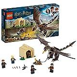 LEGO-Harry Potter Magyar à pointes du Tournoi des Trois Sorciers Jeu d'Assemblage 8 Ans et Plus, Jouet pour Fille et Garçon, 265...