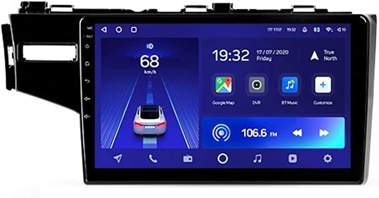 Android 10.0 Car Stereo Sat Nav 3 Hon-da IPS Selling Jazz 2013-2020 Seasonal Wrap Introduction for