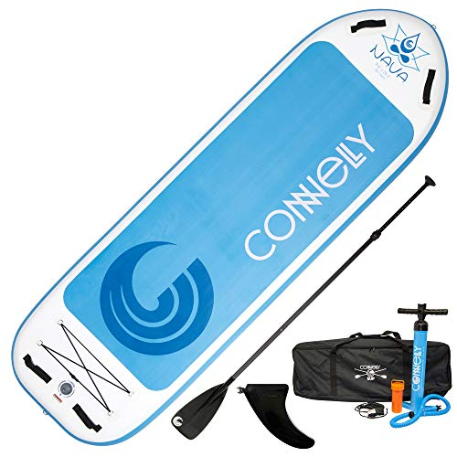 Product Image 1: Connelly Isup Nava Yoga Inflatable Paddle Board Kit (6 Piece)