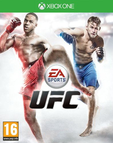 EA Sports UFC [At - Pegi] [Importación Alemana]