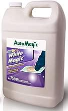 white magic wax