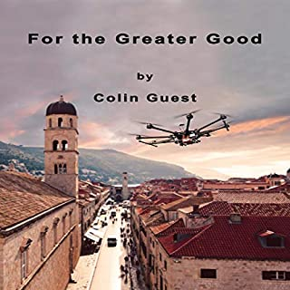 For the Greater Good audiobook cover art