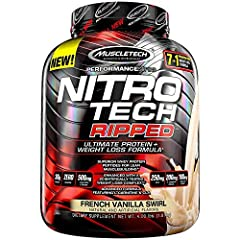 30 gram Of Whey Protein Per Serving: 30 gram of pure Whey protein, sourced primarily from whey peptides and whey isolate two of the cleanest and purest protein sources available Scientifically Tested Weight Loss: Features the key ingredient, Green Co...