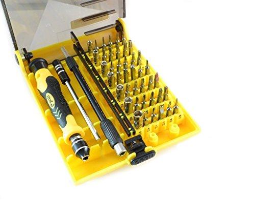 45 in 1 Werkzeug Set Werkzeugset Schraubendreher für pc handy kleine GeräteT3 T4 T5 T6 T7 T8 TORX