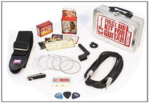 First Aid Kit for Guitar: Electric