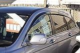 Autoclover - Juego de deflectores de Viento para Honda CRV 2007-2012...