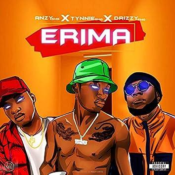 Erima (feat. Anzy, Tynnie & Drizzy)