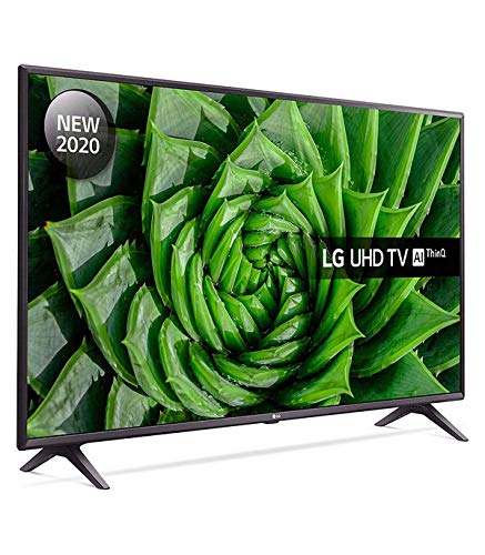 LG 50UN80006 LED-Fernseher, schwarz, UltraHD/4K, Triple Tuner, SmartTV