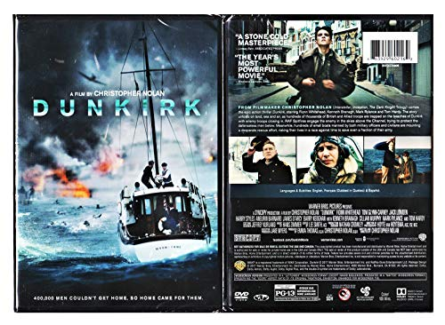 Dunkerque DVD Single-Disc Edition