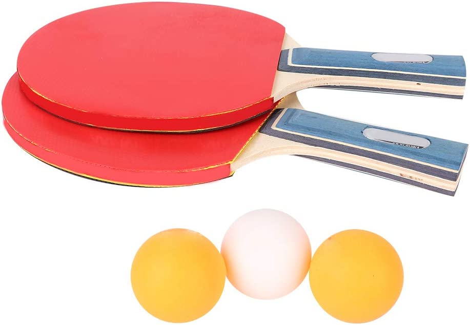 Sales of SALE items from new works Ruiqas Ping Pong Paddle Weekly update Set Including 3 2Table Racke Tennis Bat