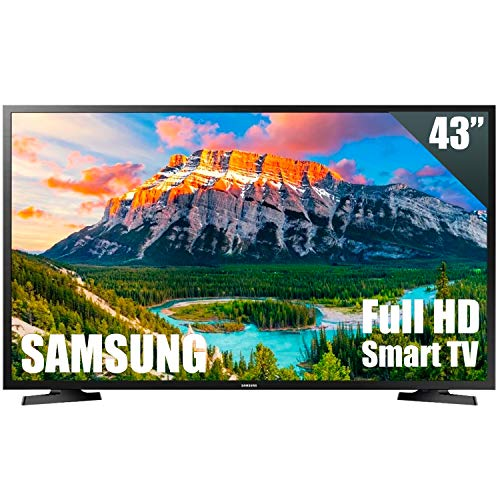 Samsung Smart TV LED 43″, LH43BENELGA/ZX Full HD 1080p 60Hz Negro