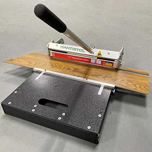 MantisTol 13' Pro Vinyl floor cutter LVT-330 for VCT,LVT, SPC, PVC, LVP, WPC and Rigid Core Vinyl Plank. Only cut vinyl plank,not laminate flooring !